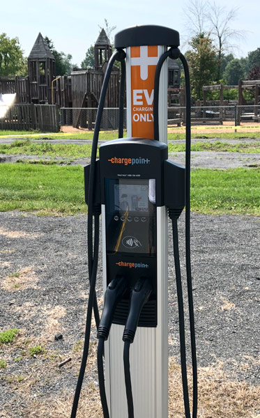 Saugerties EV Chargers
